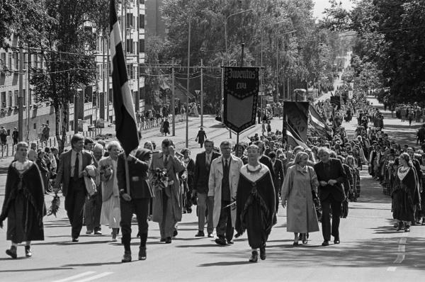 1940.gada Latgales Dziesmu svētku 50 gadu atcere